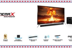 tv polytron cinemax soundbar